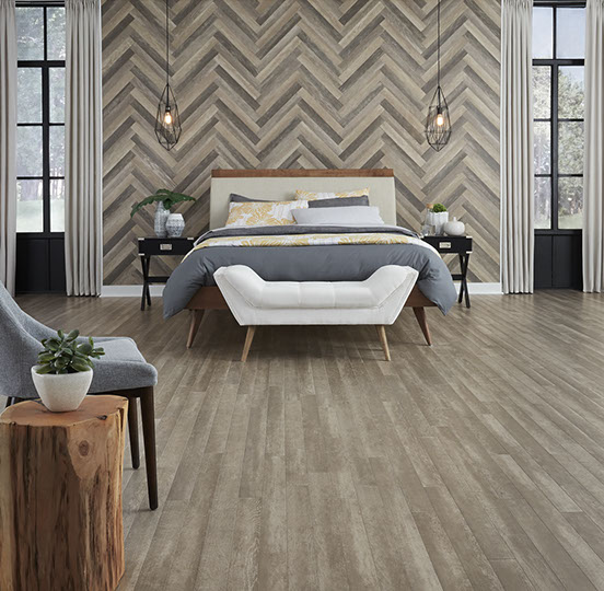 While Preserving The Classic Appeal Of Hardwood, Flooring Manufacturers Are  Discovering New Design Possibilities U2013 Even With Familiar Woods.